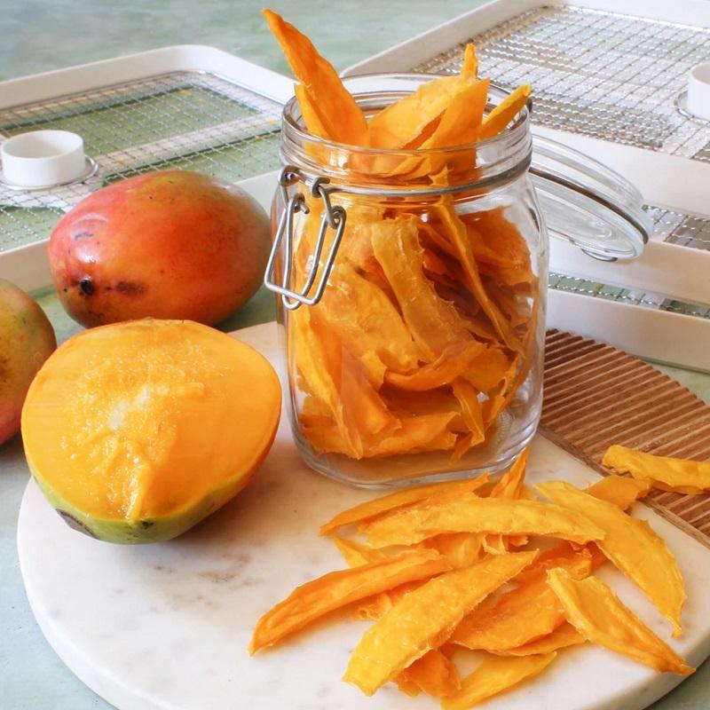 Mango Dehydrator Removes Moisture!